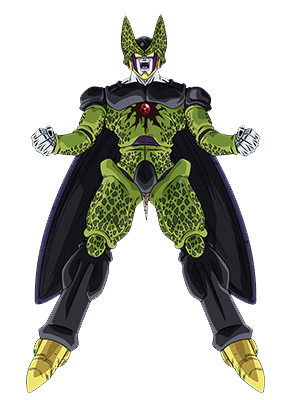 Cell xeno dragon ball wiki fandom powered by wikia - Dragon ball z baby cell ...