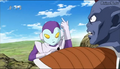 DXRD Caption of last standing Frieza soldier tricked by Jaco - Dragon Ball Super episode 21