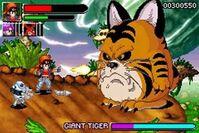 Dragon Ball GT Transformation - pianeta Tigere