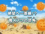 Episodio 19 (Dragon Ball Z Kai: The Final Chapters)