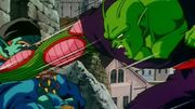 Bojack vs Piccolo