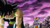 Chilled y bardock