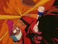 Goku kicks nam