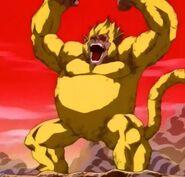 Goku zaru Dorado