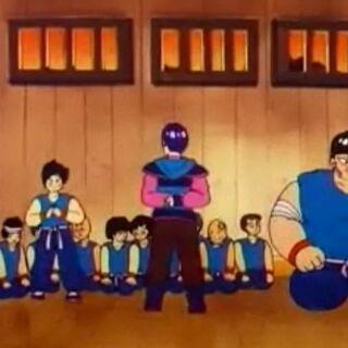 Il Kwoon dell'Artiglio della Pantera.