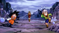 Son Goten et Trunks vs Broly