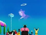 Goku torna nell'Aldilà