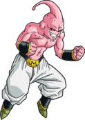 Kid Buu oficial art