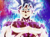 Autonomous Ultra Instinct (transformation)