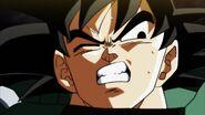 DBS 97 Goku en dificultades