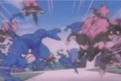 Monsters attack gohan