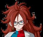 Androide 21 Investigadora Kakarot