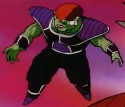 Bardock - The Father of Goku - Dodoria's Elite Soldier 3