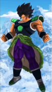 Broly Iracundo Legends