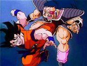 Daizu vs. Goku