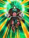 Dokkan Battle Boss Pirina card (Mouth Energy Wave)