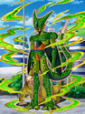 Dokkan Battle Mysterious Monster Cell (1st Form)
