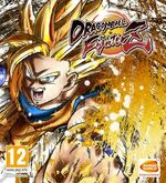 Dragon Ball FighterZ- cover