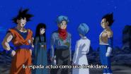 Hikari Sword Genkidama Origen Goku