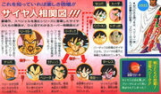 Saiyajin family trees-small