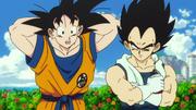 Son Goku e Vegeta - DBSB