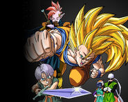 DragonBallThemovies single Volumen 13 (Wallpaper)