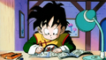 Gohan étudie