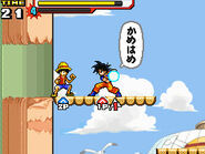 Goku Kamehameha Luffy Super Stars