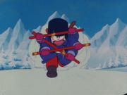 Goku attacca la Torre