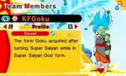 KF SSB Goku (Merged Zamasu)