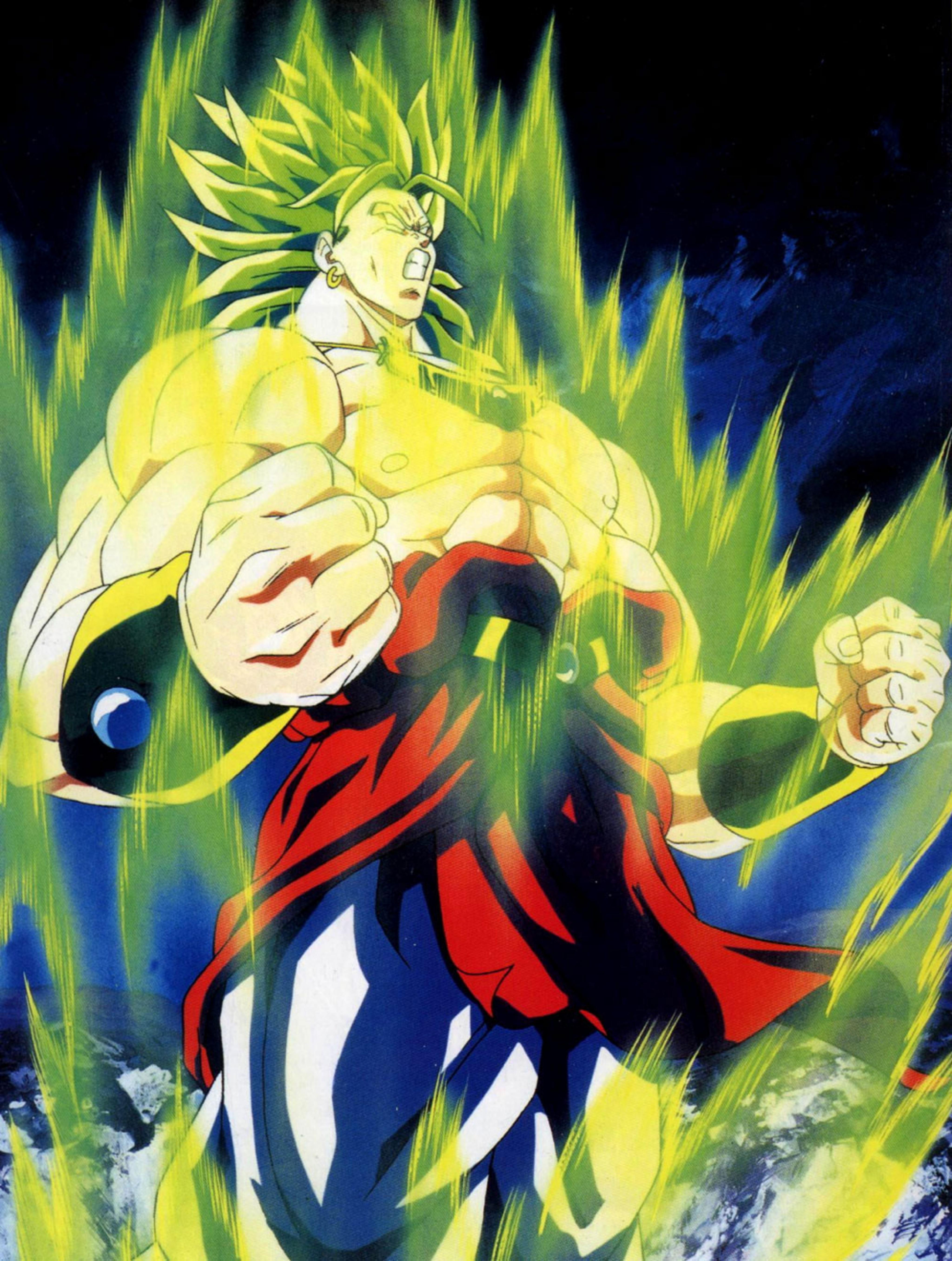 Legendary Super Saiyan Dragon Ball Wiki Fandom