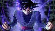 Goku Black antes de convertirse en SSR