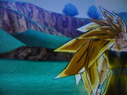 Goku SSJ3 budokai hd