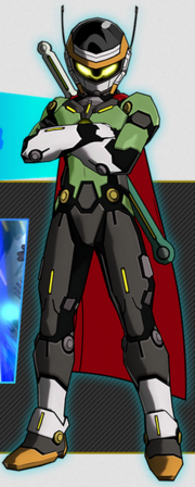 Great Saiyaman 3