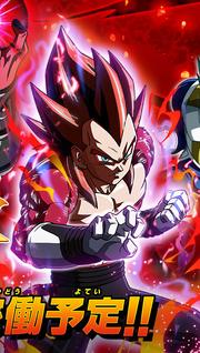 Vegeta - Xeno (Super Full Power Saiyan 4 Genkai Toppa)