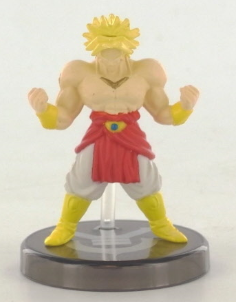 League LG Dragonball Lunch Blue/& Yellow Hair WCF PVC Statue In Stock