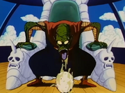Il Gran Demone Piccolo genera Cembalo