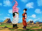 Super Bu vs Son Gohan