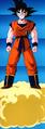 TWS - Goku arrives
