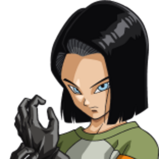 Androide 17 in Dragon Ball Super