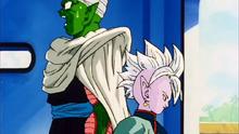 Kaio shin et Piccolo