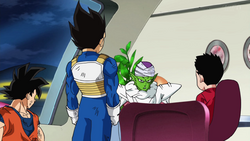 Piccolo is Mafuba