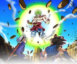Broly trunks shalot