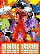 Calendario 2011 (mes 7)