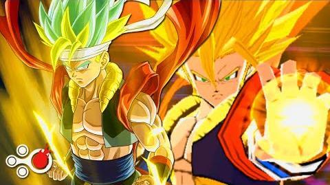Dragon Ball Fusions All 5 Man Maxi Fusions and All Ultimate Attacks l ドラゴンボールフュージョンズ マキシフュージョン