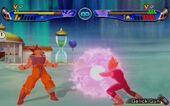 Goku Vegeta Budokai 3