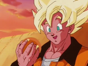 Goku trova la prima sfera