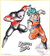 Goku vs Jiren Ichiban Kuji