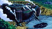 Lord Slug's Ship (Lord Slug)