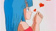 Marion innamorata di Crilin